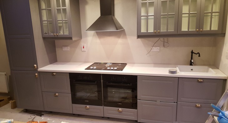 fitted kitchen dundrum