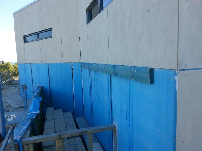 2nd Fix Carpenter Cfc Compressed Fibre Cement Hang