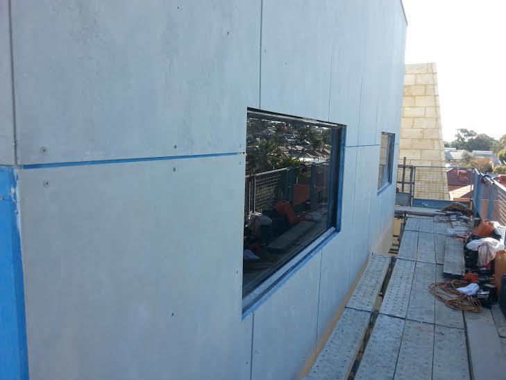 2nd Fix Carpenter Cfc Compressed Fibre Cement Hang