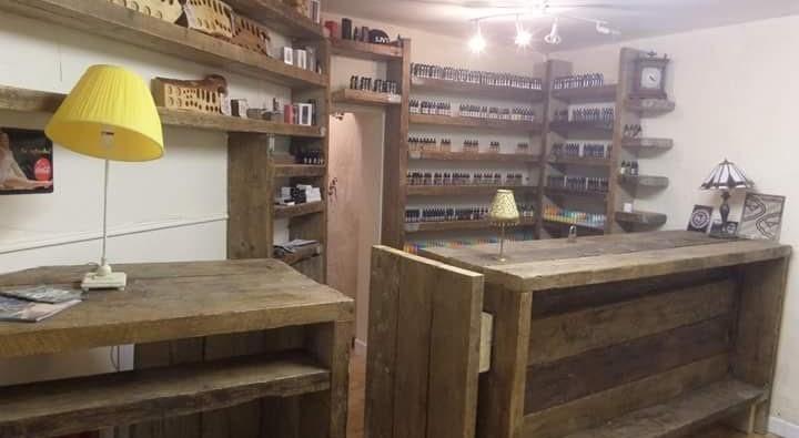 scaffold shelves temple bar dublin