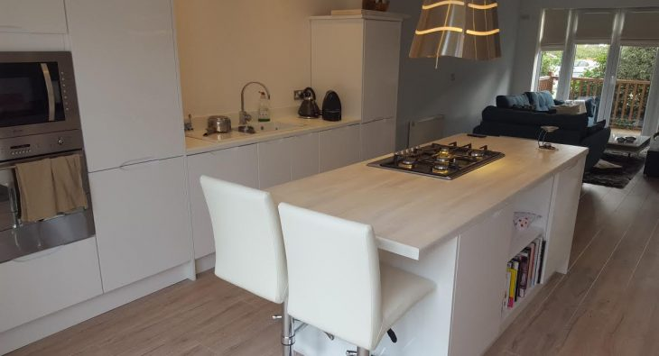 fitted kitchen delgany