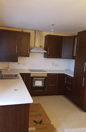 fitted kitchen tyrellstown