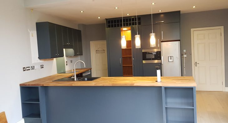 bespoke terenure kitchen
