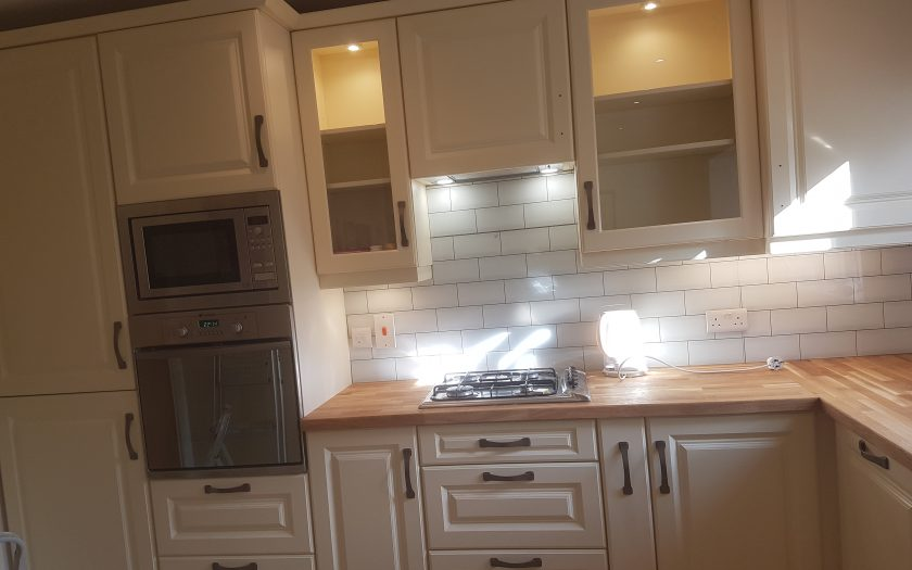 fitted kitchen greystones